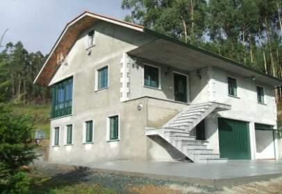 Casa en San Sadurniño