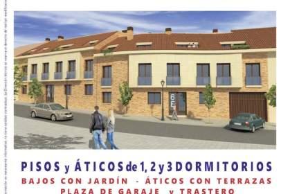 Penthouse in calle de Madrid