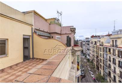 Penthouse in calle Don Ramón de La Cruz
