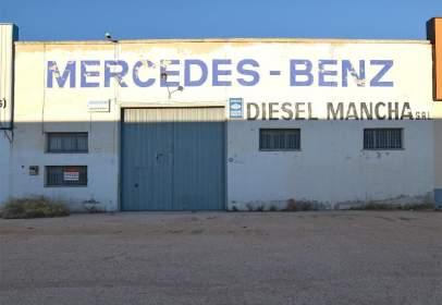 Nave industrial en Carretera Casas Ibañez, nº 64