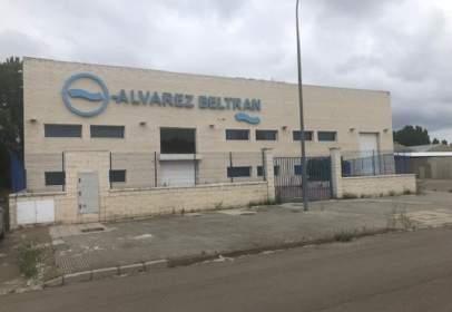 Nave industrial en calle Vilecha Oeste, nº 23