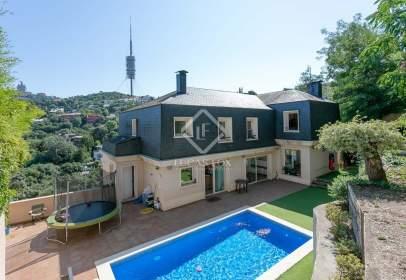 Casa a Vallvidrera-El Tibidabo-Les Planes