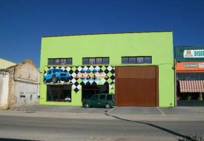 Industrial building in Carretera Villalgord