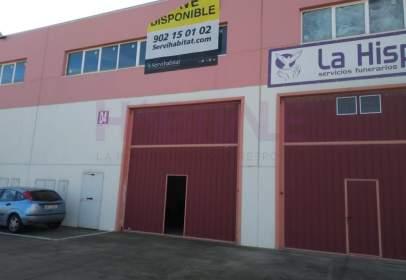 Nave industrial en La Cartuja Baja