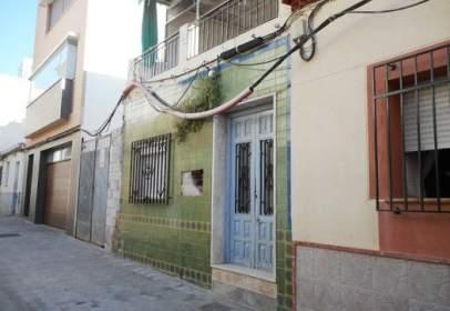 Chalet en calle Aduana-, nº 15
