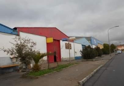 Nave industrial en Avenida de Córdoba