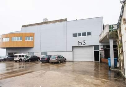 Nau industrial a Avenida C,Parque Tec y Logistico de Vigo Nave B-3-1 Parc.9