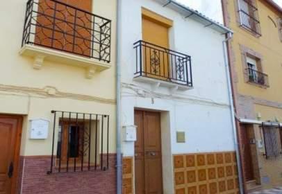 Chalet en calle Calvario -