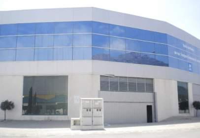 Garatge a calle Sella. Parc.47A-48B. P.I.La Alberca, nº 2