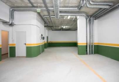 Garatge a calle Isidoro de la Cierva