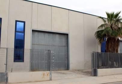 Nave industrial en Avenida de Holanda, Poligono I Las Salinas S/N