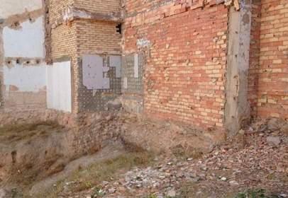 Terreny a calle del Arquitecto Justo Millán Espinosa