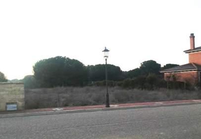 Terreno en calle Infanta Cristina