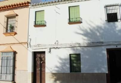 Casa a calle de la Virgen de los Reyes, nº 8