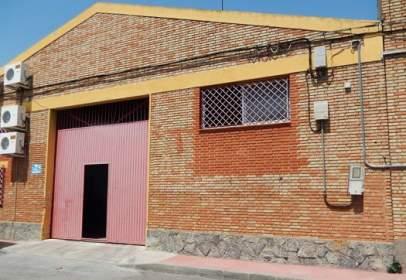 Nau industrial a Avenida Alcalde Segalerva Sierra