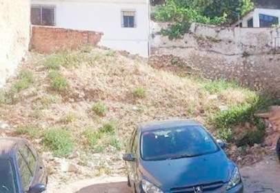 Terreno en calle de Jaufin