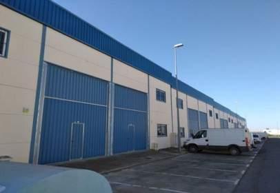 Nave industrial en calle Mina Silillos, Pol.Ind. los Moreros, nº 114