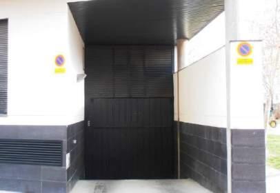 Garatge a calle Paraíso
