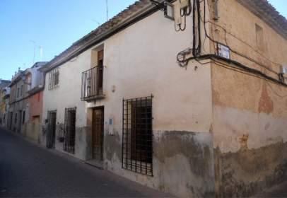 Xalet a calle del Castillo, nº 40