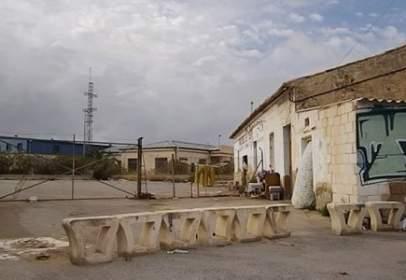 Nave industrial en calle de Inmediaciones B17, nº 17