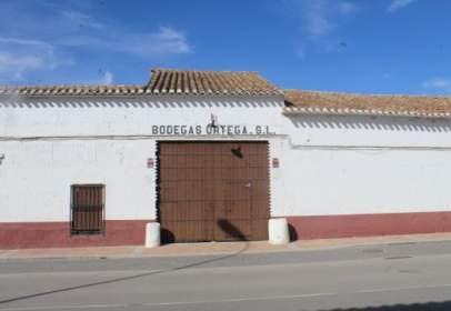 Nave industrial en calle Puerta de Cuenca, nº 21