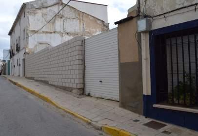 Land in calle de San Juan, near Calle del Espejo