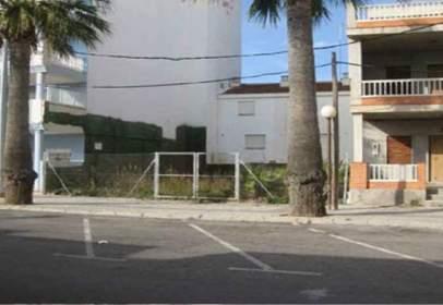 Terreny a Avenida Plana Baixa, prop de Avinguda del Sur