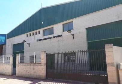 Industrial Warehouse in calle C/ Sant Ferri