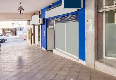 Local comercial a calle Fuente de La Salud