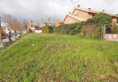 Land in calle Islas Cíes, near Avenida del Monte
