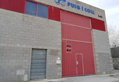 Industrial building in Carrer de la Calç