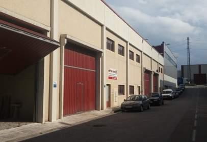 Nave industrial en calle Industr. de Barros, Alfonso Alvarez Mira, nº S/N