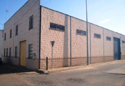 Nave industrial en calle del Sol, nº 9