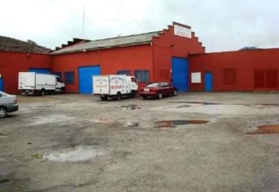 Industrial Warehouse in calle Principal, nº S/N