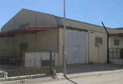 Nave industrial en calle Martin Garcia Martinez, nº 3