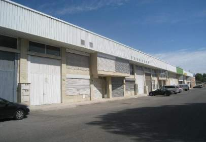 Industrial Warehouse in calle Lleona, nº 24