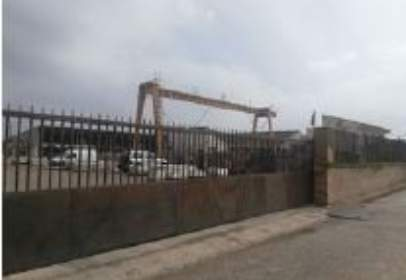 Industrial Warehouse in calle Poligono 13 Parcela 141. Font de Les Argiles