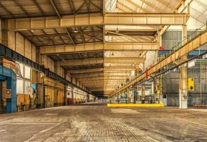 Nave industrial en S'Eixample-Can Misses