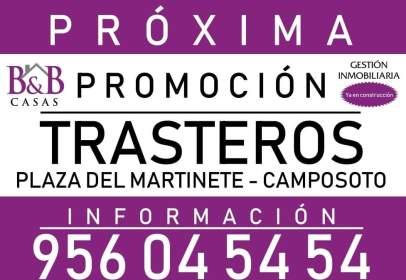 Trastero en Camposoto-Gallineras