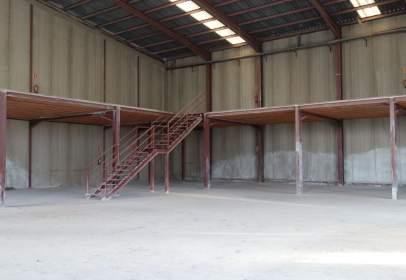 Nau industrial a Playa Granada