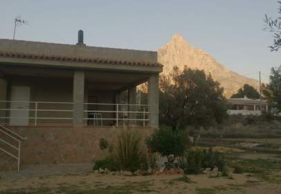 Rural Property in Área de Finestrat