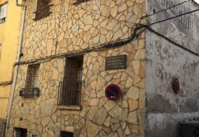Terraced house in calle de la Hombría, nº 41