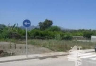 Terreny a calle Gall de Canyar, nº Parc. 122