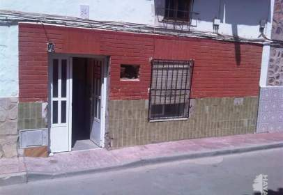 Terraced house in calle de Conta, near Calle del Chacón
