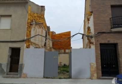 Terreno en calle Peñicas, nº 87