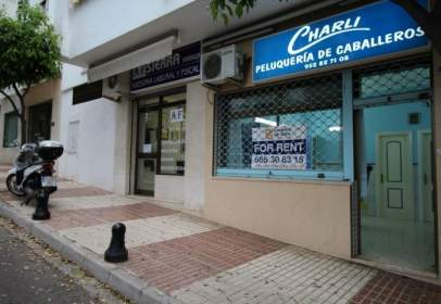 Commercial space in Marbella Centro