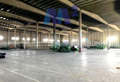 Nau industrial a Torrejón del Rey