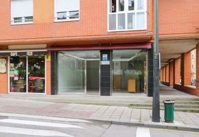 Commercial space in calle La Estación, nº 19