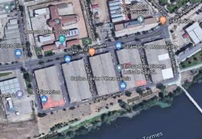 Nau industrial a Delicias-Prosperidad-Rollo-Puente Ladrillo