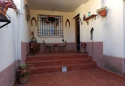 Terraced house in Carrión de Calatrava